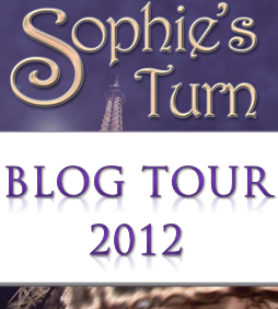 Are you ready? Introducing the blog tour of all blog tours: #sophiesturn (3/3)