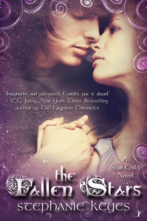 The Fallen Stars by Stephanie Keyes (1)