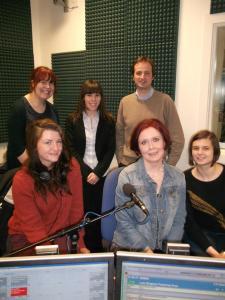 Siren 107.3 FM Midweek Drive, 23 January 2013