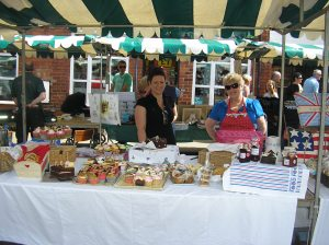 Cake stall!