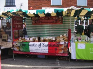 Not just a fair... and international fair! #loveitalianfood