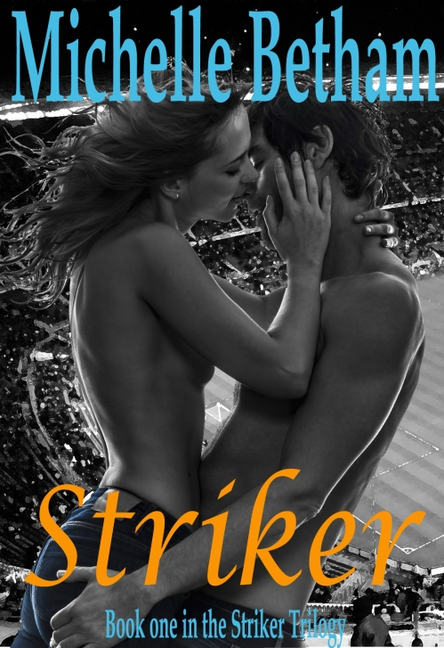 Striker - new cover