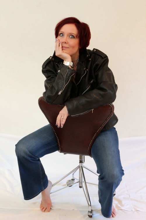 Wistful Rock Chick Author