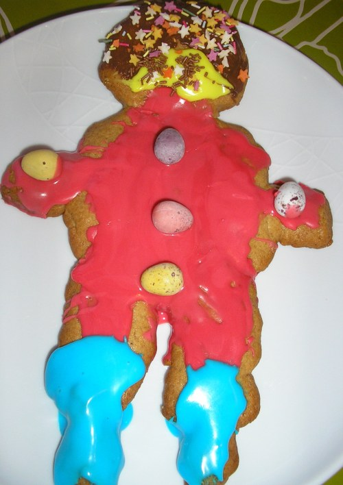 Iron Man ~ by my 6yo :-)