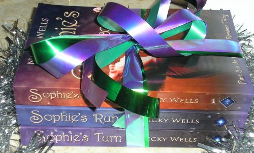 I got your Christmas reading all wrapped up ~ are you ready to get carried away with a rock star?