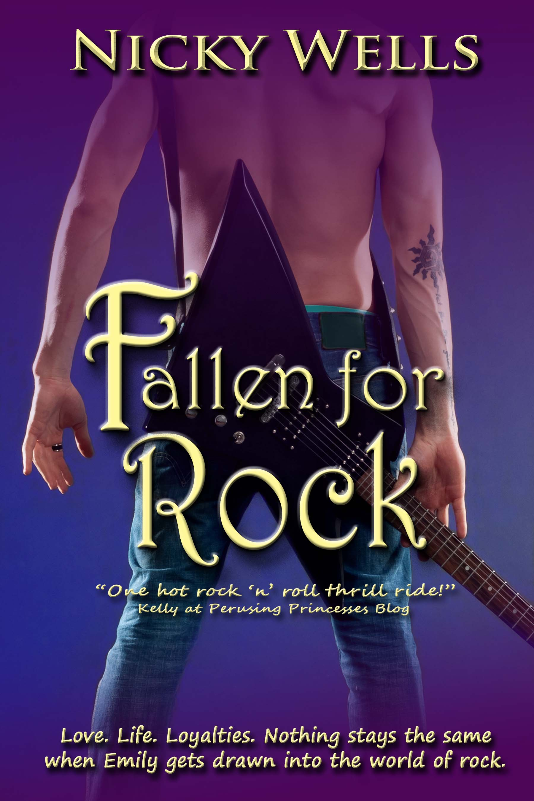 Nicky's Brand New 'rock Star Romance' Fallen For Rock Has Just Been  Published, My Review Is Below And Here's The Blurb: