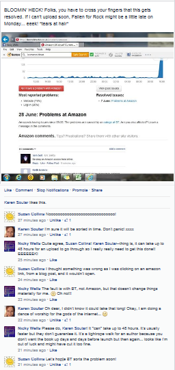 FB response