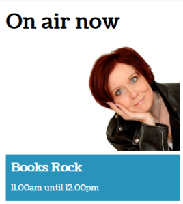 BooksRockOnAirNow