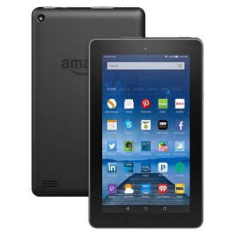Kindle 7- Fire Prize
